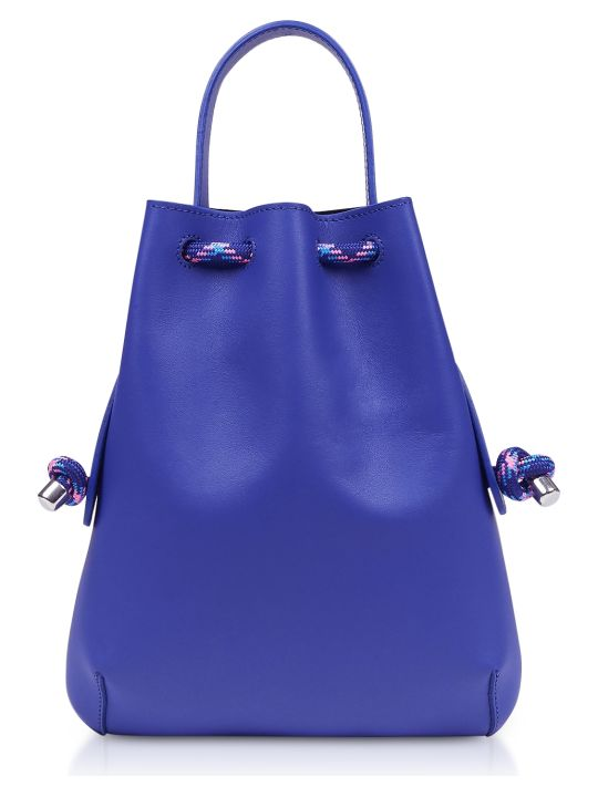 Meli Melo Majorelle Blue Briony Mini Backpack