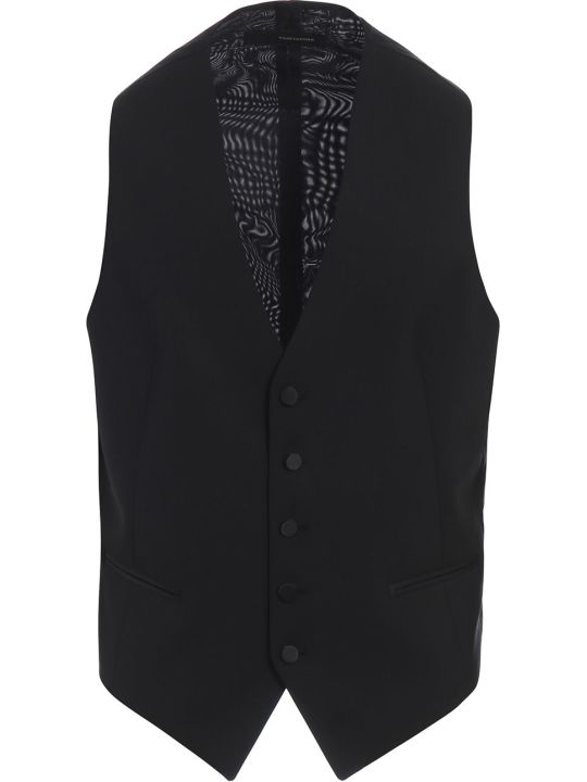 Tagliatore Tailored Vest