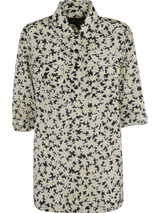 Marc Jacobs All-over Floral Printed Shirt