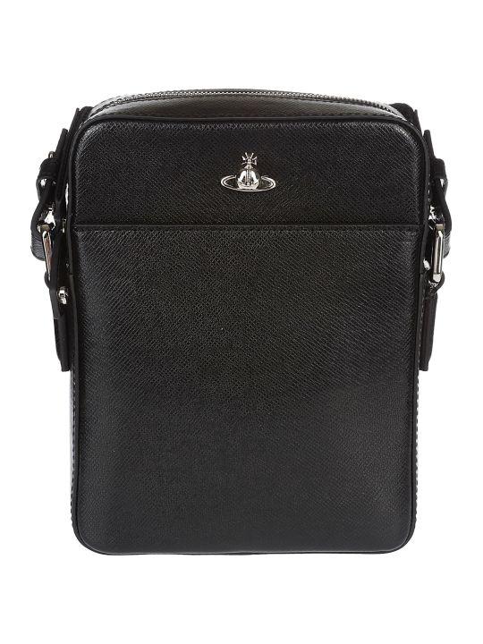 Vivienne Westwood Logo Plaque Crossbody Bag