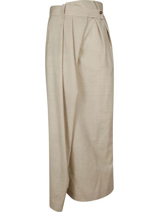 A.W.A.K.E. Mode High Waisted Asymmetric Skirt