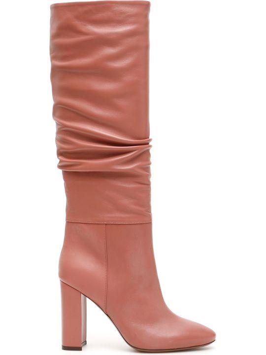 L'Autre Chose Nappa Boots