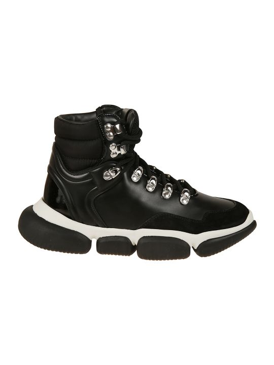 Moncler Brianna Hi-top Sneakers