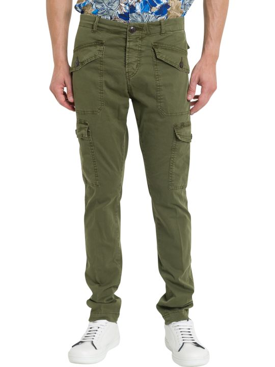 Brian Dales Skinny Cargo Trousers