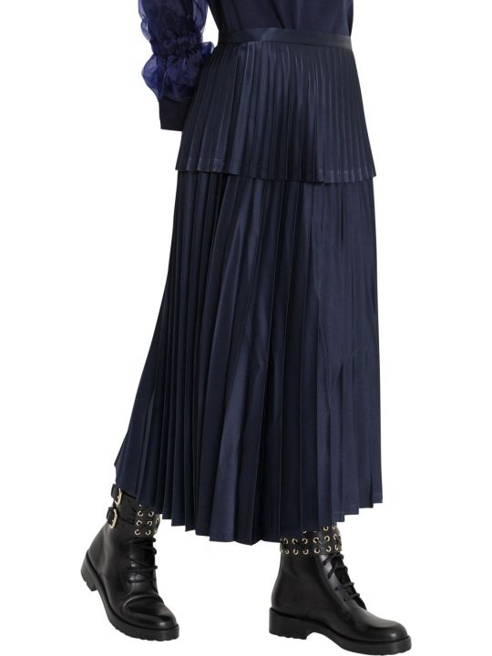 Noir Kei Ninomiya Pleated Skirt