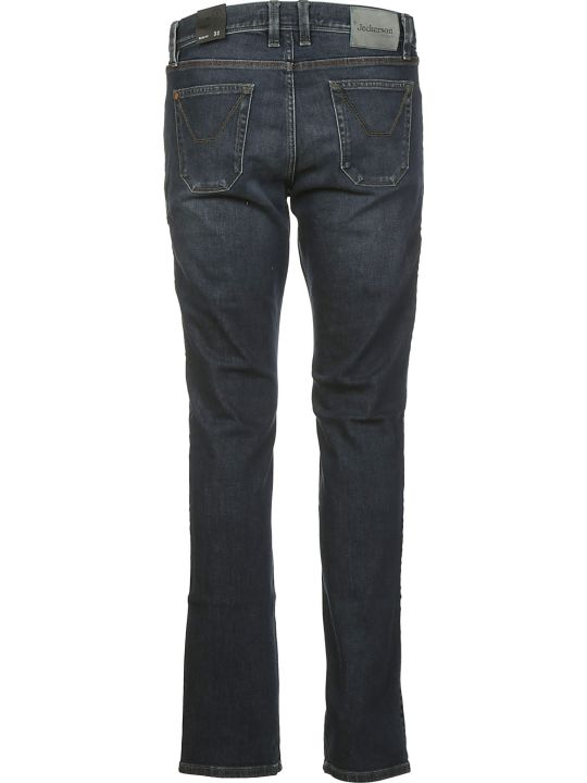 Jeckerson Patch Detail Jeans