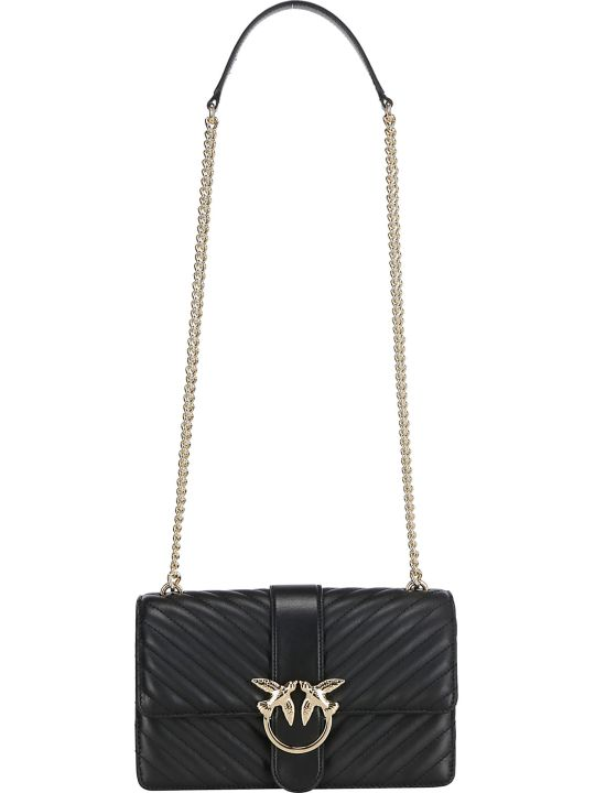 Pinko Love Classic Shoulder Bag
