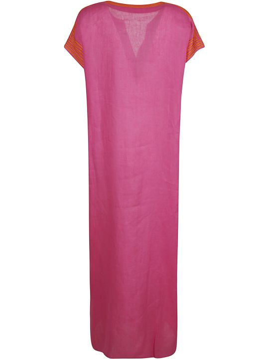 Tory Burch Solid Long Caftan