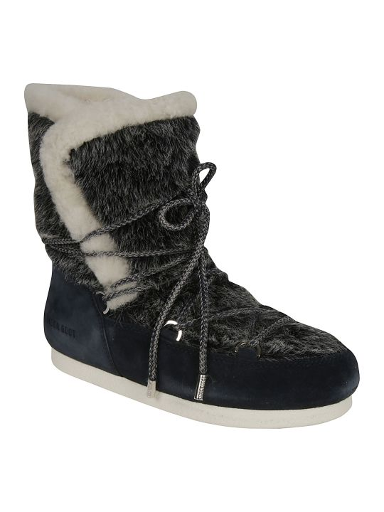 Moon Boot Far Side High Faux Fur Boots