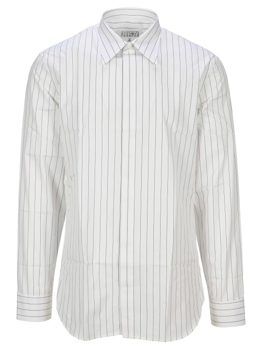 Maison Margiela Martin Margiela Striped Shirt