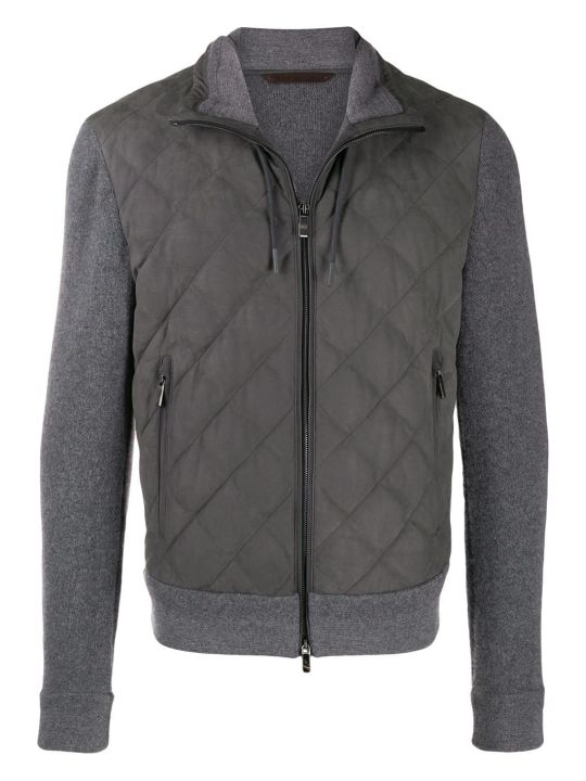 Ermenegildo Zegna Leather Outerwear