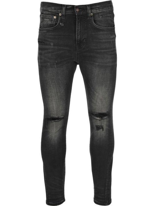 R13 Drop Jeans