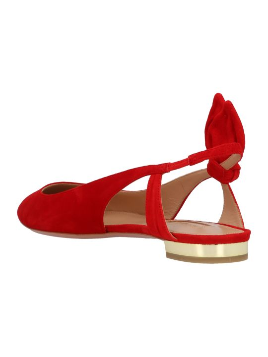 Aquazzura 'drew Flat' Shoes