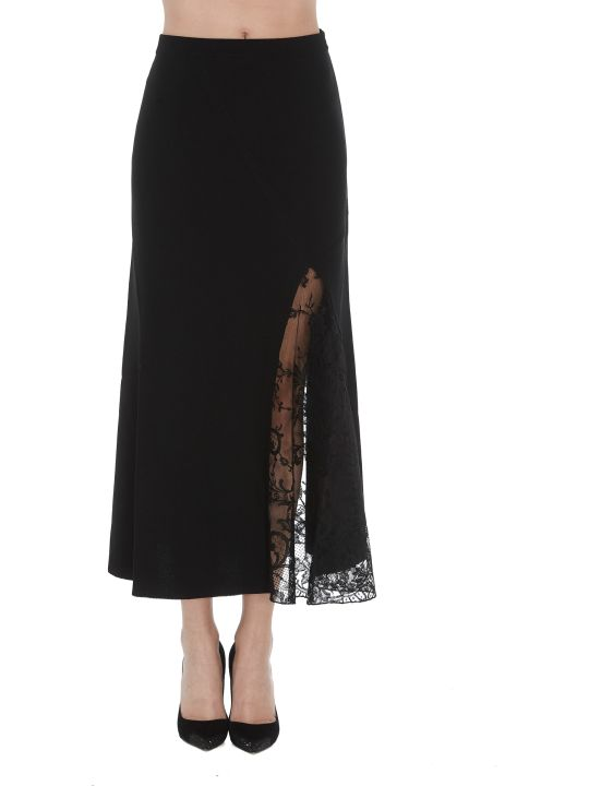 Givenchy Lace Midi Skirt