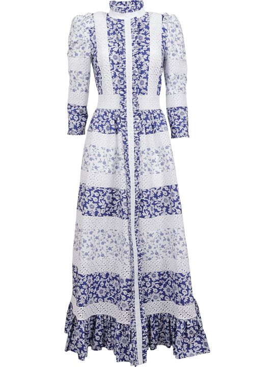 Alexander McQueen Printed Shirt Dress
