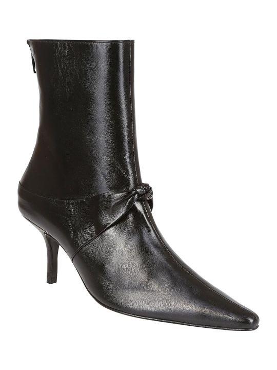 Dorateymur Dorateymur Tied Detail Boots