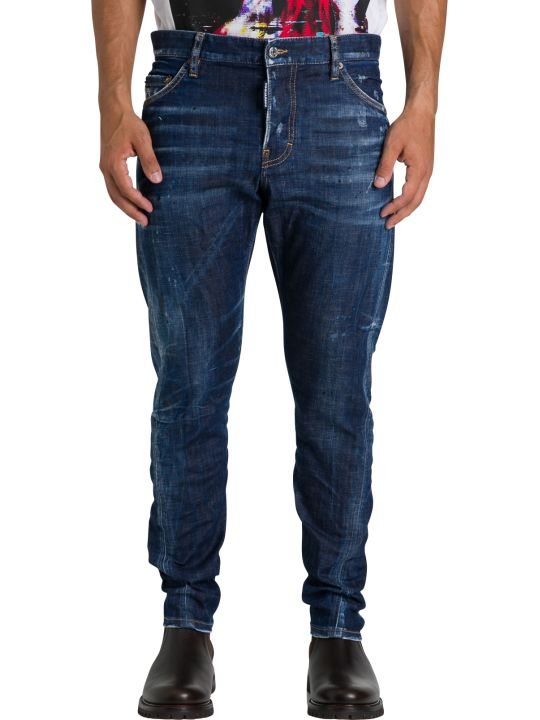 Dsquared2 Sexy Twist Dark Wash