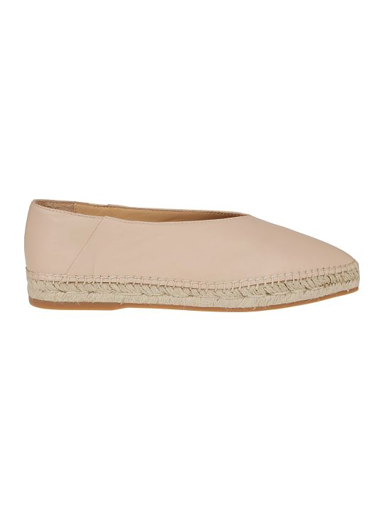Jil Sander Navy Pointed Espadrillas
