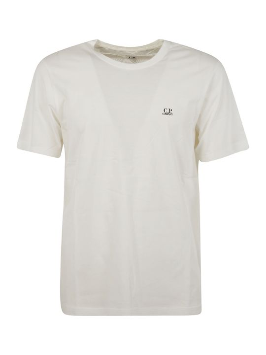 C.P. Company Side Chest Logo Print T-shirt