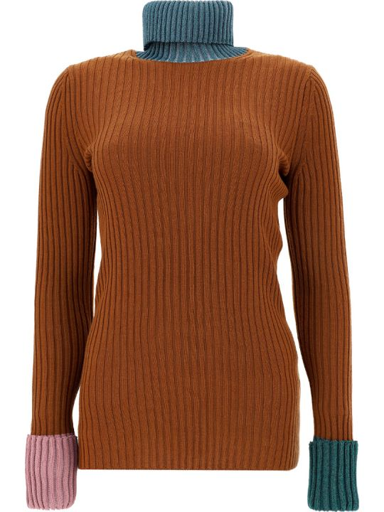Lanvin High Neck Sweater
