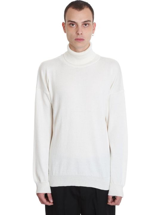 Our Legacy Knitwear In White Wool