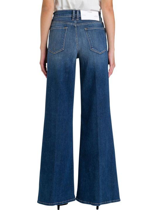 Frame Wide Leg Jeans