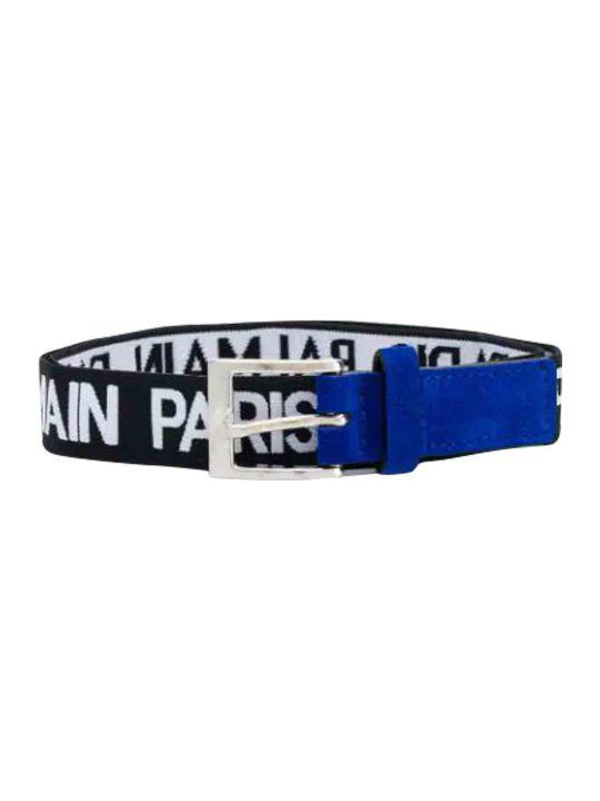 Balmain Printed Belt