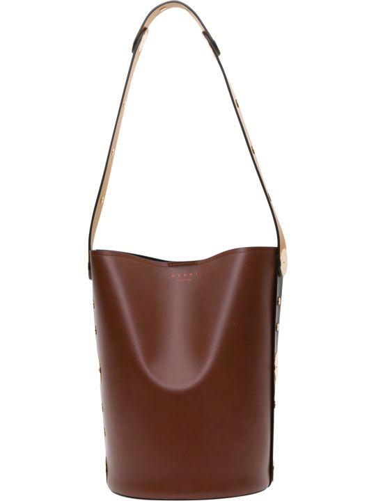 Marni Punch Bucket Bag