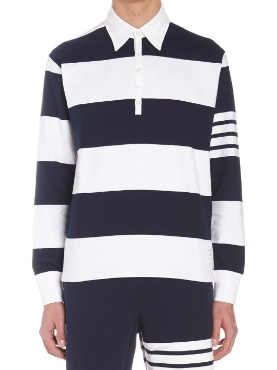 Thom Browne 'rugby Stripes' Polo