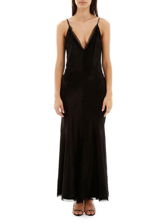 Gabriela Hearst Velvet Bridget Dress