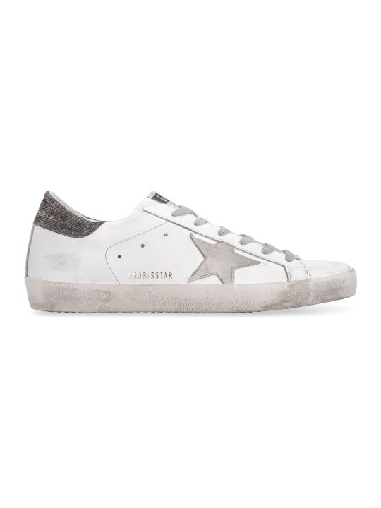 Golden Goose Superstar Leather Sneakers