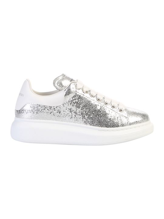 Alexander McQueen Lace Up Sneakers