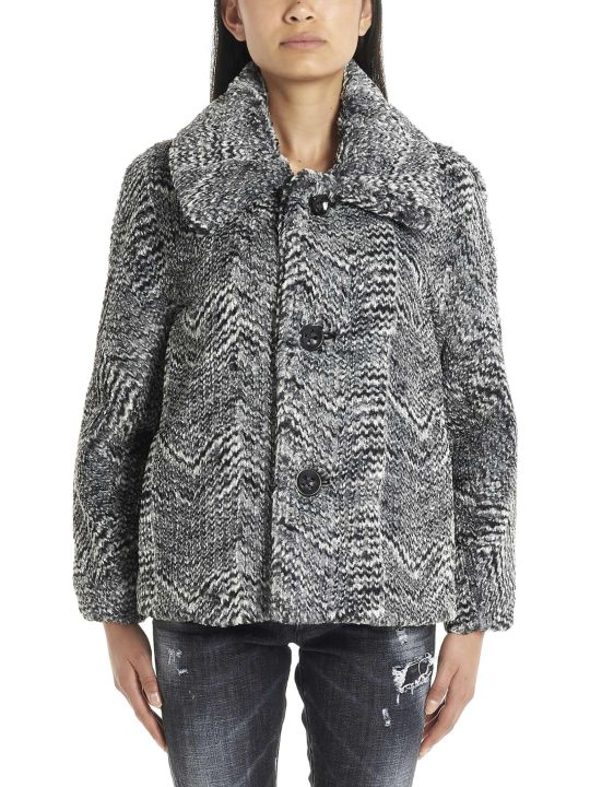 Dsquared2 'victoria Kaban' Coat