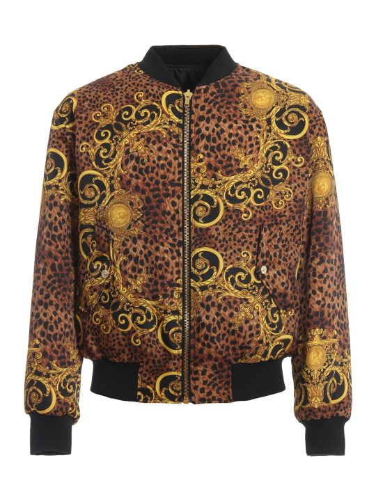 Versace Jeans Couture Jacket Leo Baroque