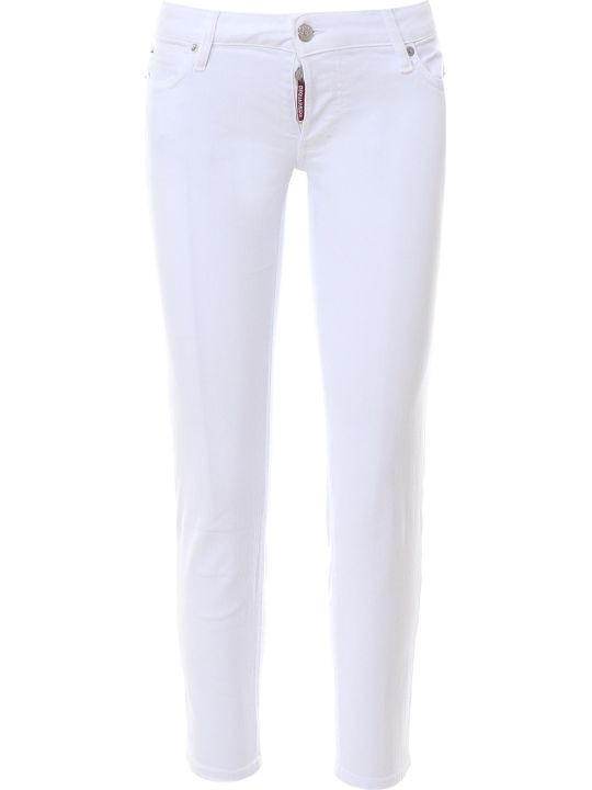 Dsquared2 Jennifer Cropped Jean Jeans
