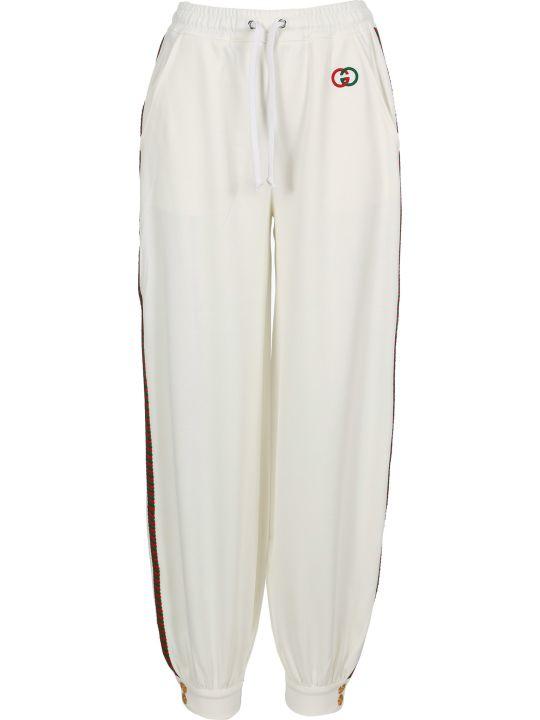 Gucci Jersey Jogging Pants