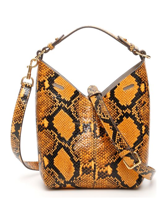 Anya Hindmarch Python Prnt Mini Build A Bag