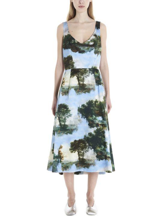Comme des Garçons 'landscape' Dress