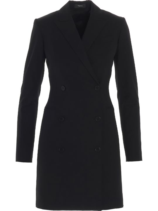 Theory 'blazer' Dress