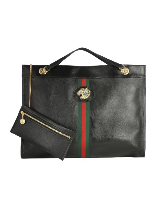 Gucci Rajah Bag With Wallet Azalea Strass