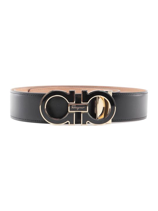 Salvatore Ferragamo Adjustable Belt 3,5