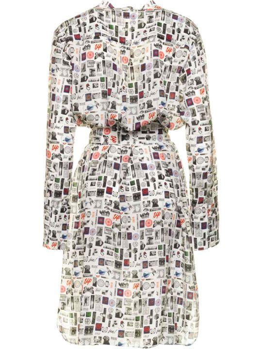 Paul Smith Paul Smith Printed Shirt Dress