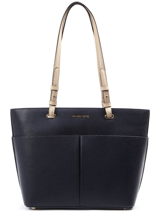 MICHAEL Michael Kors Bedford Admiral Tote Leather Bag