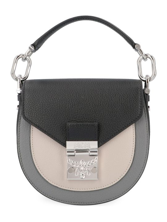 MCM Patricia Mini Color Block Shoulder Bag