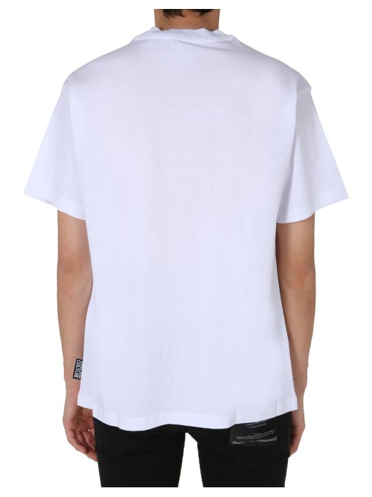 Versace Jeans Couture Round Neck T-shirt