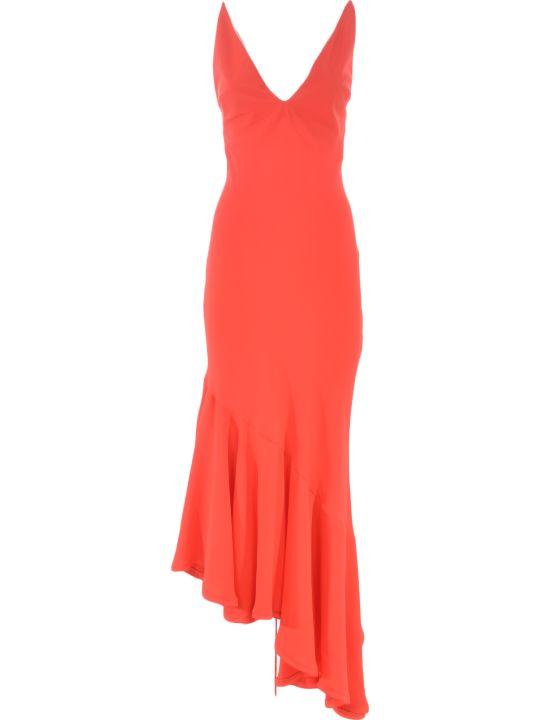 Maria Lucia Hohan Asymmetric Flared Dress
