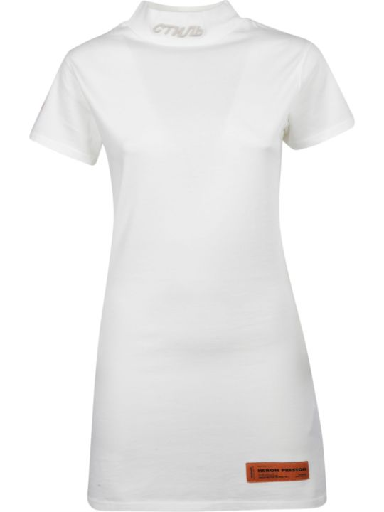 HERON PRESTON T-shirt Fit Dress