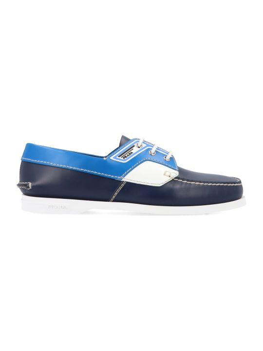 Prada 'boat' Shoes
