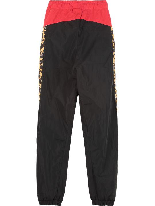Marcelo Burlon Track-pants With Decorative Stripes