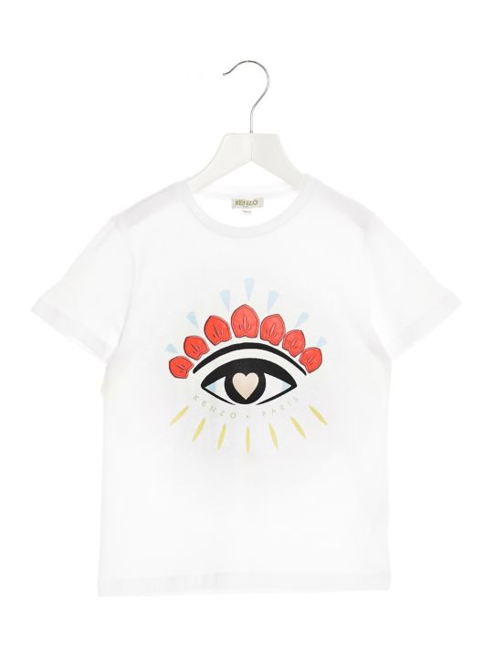 Kenzo Kids 'jain Caly Party' T-shirt